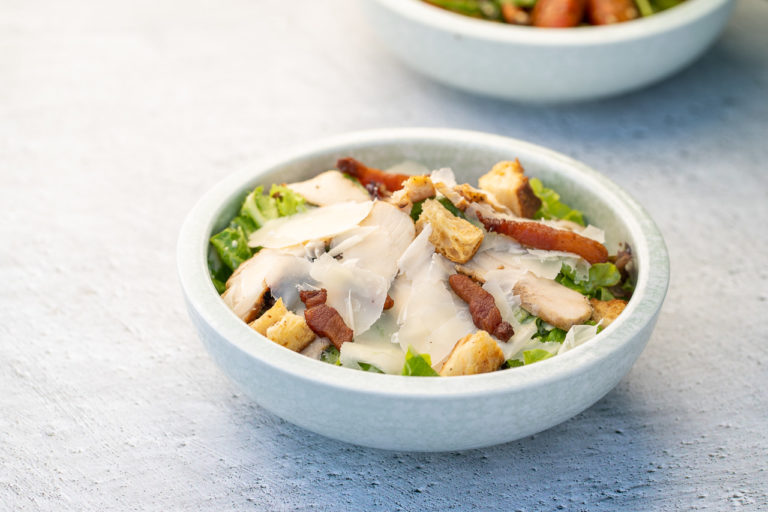 Caesar with grilled chicken