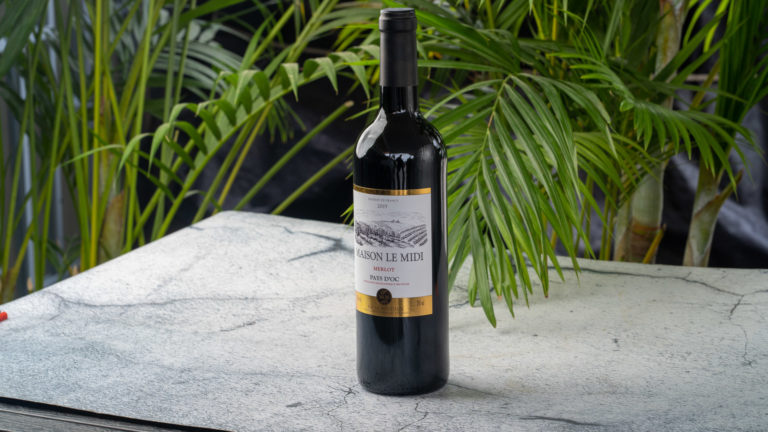 WINE OF THE MONTH AUGUST